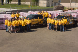 The John Beal Roofing Team From Kansas City
